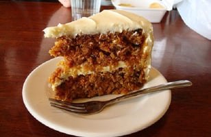 Photo Recette CARROT CAKE