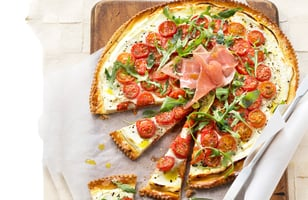 Photo Recette Pizza Jambon Fromage