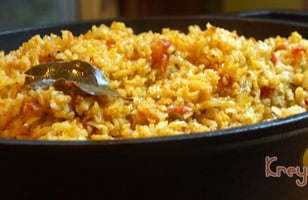 Photo Recette RIZ JAUNE OU ARROZ AMARILLO