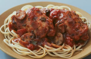 Photo Recette SAUCE TOMATE ITALIENNE