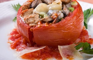 Photo Recette Tomates Farcies