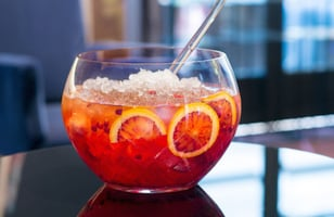 Photo Recette Un Cocktail Tequila Cranberry le Rubiji