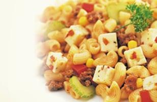 Photo Recette Macaroni au Allégro 4% Jalapeno