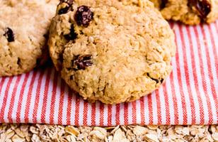 Photo Recette Biscuits D'avoine à L'érable