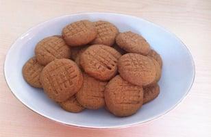 Photo Recette Biscuits au Beurre D'Arachide Classiques
