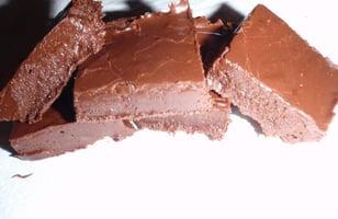 Photo Recette Fudge au Chocolat à L'ancienne, sans Noix