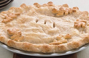 Photo Recette La tarte aux Pommes Parfaite