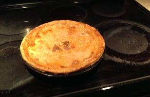 Photo Recette Tarte aux Pommes et Sucre à la Crème