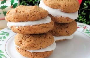 Photo Recette Biscuits Sandwich Pain D'épices