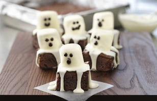 Photo Recette Brownies Effrayants