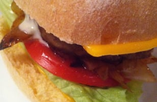 Photo Recette Burger Cheese Sans Gluten
