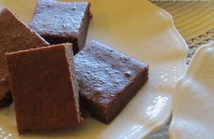 Photo Recette Carrés Tendres, Purée de Dattes et Chocolat