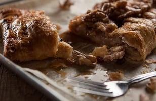 Photo Recette Croustade Pommes et Poires