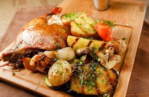 Photo Recette Cuisses de Canard en Cocotte aux Légumes D'hiver