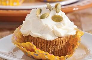 Photo Recette Cupcakes à la Citrouille