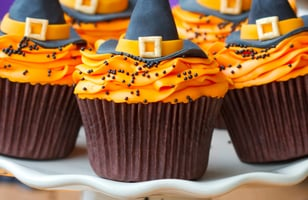 Photo Recette Cupcakes D'halloween