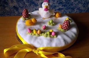 Photo Recette Gâteau de Pâques au Chocolat