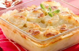 Photo Recette Gratin Dauphinois Express