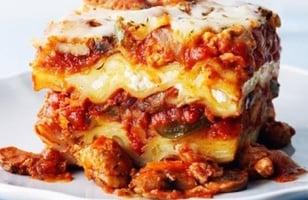 Photo Recette Lasagne au Poulet et aux Légumes