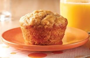 Photo Recette Muffins au Beurre D'arachide et à la Banane