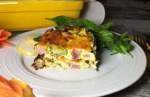 Photo Recette Omelette Western