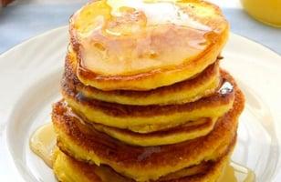 Photo Recette Pancake à la Citrouille