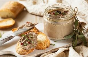 Photo Recette Le Pâté de Foie