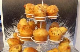 Photo Recette Petits Cakes Andalou (crémaillère)
