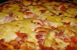 Photo Recette Pizza au Fromages Facile