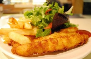 Photo Recette Irlandaise Traditionnel Fish and Chips