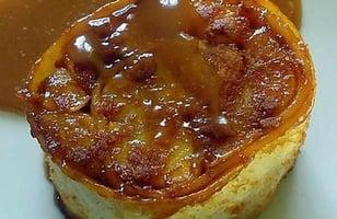 Photo Recette Roule de Crepes Pommes Caramel et Poudre de Speculoos
