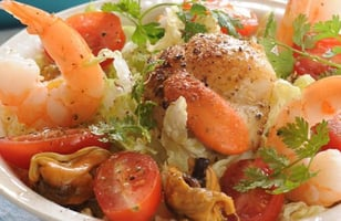 Photo Recette Salade de Fruits de Mer