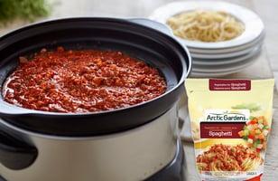 Photo Recette Sauce à Spaghetti Végétarienne à la Mijoteuses