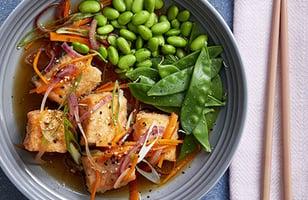 Photo Recette Saumon Mariné en Sauce Nanban