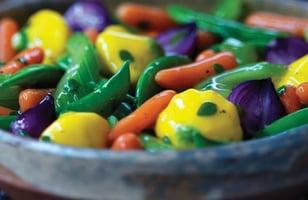 Photo Recette Savoureux Légumes Glacés