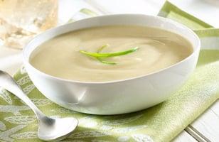 Photo Recette Soupe Classique aux Poireaux et Pommes de Terre