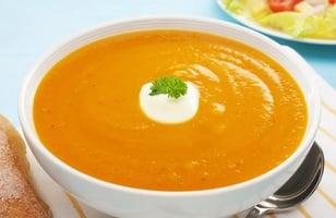 Photo Recette Soupe de New York (carottes, céleri)