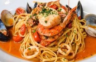 Photo Recette Spaghettis aux Fruits de Mer, Parfaite pour cet Été