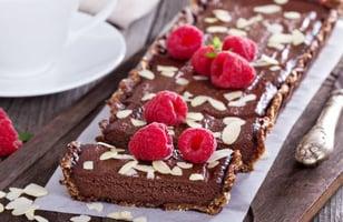 Photo Recette Tarte au Chocolat Sans Cuisson