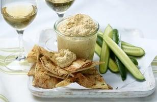 Photo Recette Hummus de Brocoli