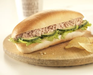 Photo Recette Garniture à Sandwich au Thon et aux Olives Noires