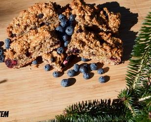 Photo Recette Barres de Céréales Santé aux Fruits Frais