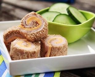 Photo Recette Mini-Spirales ( Boîte à Lunch )