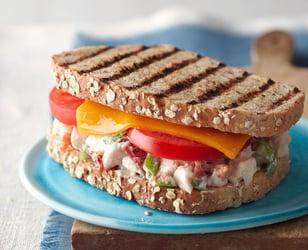 Photo Recette Club Sandwich au Poulet Tandoori