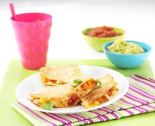 Photo Recette Quesadillas Douces à la Mexicaine