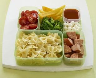 Photo Recette Salade de Pâtes Déconstruite