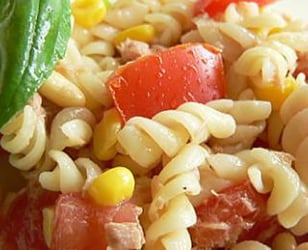 Photo Recette Salade de Pâtes au Thon