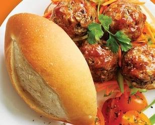 Photo Recette Sandwich aux Boulettes de Viande à la Vietnamienne