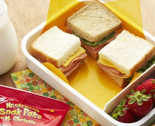 Photo Recette Sandwich Deux Tons