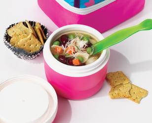 Photo Recette Soupe Rapide aux Légumes
